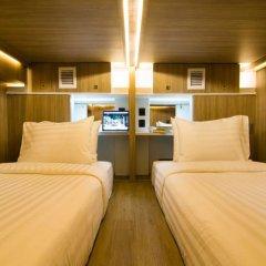 Отель Nonze Hostel Таиланд, Паттайя - 1 отзыв об отеле, цены и фото номеров - забронировать отель Nonze Hostel онлайн комната для гостей фото 4