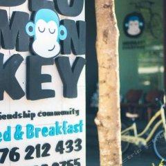 Отель Blu Monkey Bed & Breakfast Phuket вид на фасад фото 2