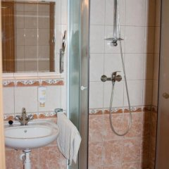 Отель Resort Stein Чехия, Хеб - отзывы, цены и фото номеров - забронировать отель Resort Stein онлайн ванная фото 2