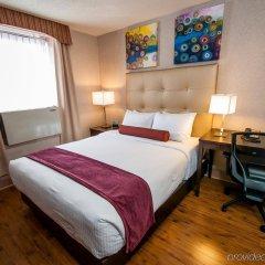 Отель Best Western Plus Montreal Downtown- Hotel Europa Канада, Монреаль - отзывы, цены и фото номеров - забронировать отель Best Western Plus Montreal Downtown- Hotel Europa онлайн комната для гостей фото 5