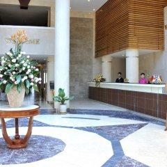 Отель VIETSOVPETRO Далат интерьер отеля
