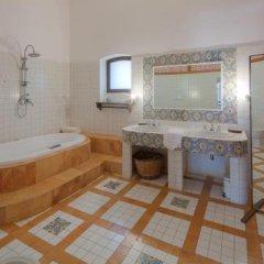 Отель Residence La Mannuta Италия, Гальяно дель Капо - отзывы, цены и фото номеров - забронировать отель Residence La Mannuta онлайн ванная фото 2