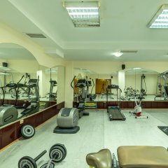 Феста Панорама Отель фитнесс-зал