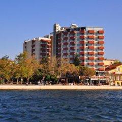 Akol Hotel Турция, Канаккале - отзывы, цены и фото номеров - забронировать отель Akol Hotel онлайн пляж фото 2