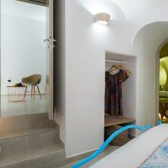 Отель Kima Villa сейф в номере