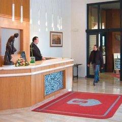 Отель Santin Италия, Порденоне - отзывы, цены и фото номеров - забронировать отель Santin онлайн интерьер отеля фото 3