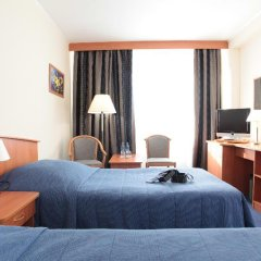 Гостиница Измайлово Гамма 3* Стандартный номер с 2 отдельными кроватями фото 14