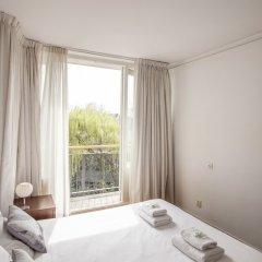 Отель Rijksmuseum Apartment Нидерланды, Амстердам - отзывы, цены и фото номеров - забронировать отель Rijksmuseum Apartment онлайн комната для гостей фото 2