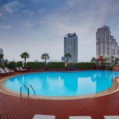 Отель Centre Point Silom Бангкок бассейн фото 3