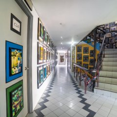 Отель Ponce Suites Gallery Hotel Филиппины, Давао - отзывы, цены и фото номеров - забронировать отель Ponce Suites Gallery Hotel онлайн интерьер отеля