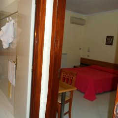 Отель Astoria Pompei Италия, Помпеи - отзывы, цены и фото номеров - забронировать отель Astoria Pompei онлайн комната для гостей фото 2