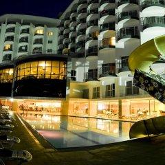Royal Sebaste Hotel Турция, Эрдемли - отзывы, цены и фото номеров - забронировать отель Royal Sebaste Hotel онлайн вид на фасад
