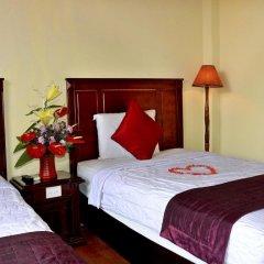 Отель Huy Hoang River Хойан сейф в номере