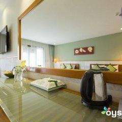 Отель Green Heaven Hoi An Resort & Spa Хойан в номере