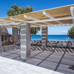 Отель Damma Beachfront Luxury Villa Греция, Остров Санторини - отзывы, цены и фото номеров - забронировать отель Damma Beachfront Luxury Villa онлайн пляж