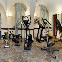 Отель Palladium Palace Италия, Рим - 10 отзывов об отеле, цены и фото номеров - забронировать отель Palladium Palace онлайн фитнесс-зал фото 3