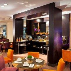 Отель Garden Elysee Париж питание