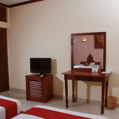 The Triangle Hotel удобства в номере