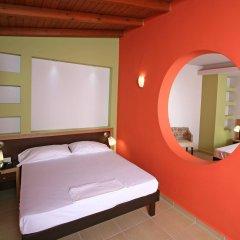 Iraklion Hotel комната для гостей