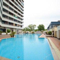 Отель Angket Hip Residence Таиланд, Паттайя - 1 отзыв об отеле, цены и фото номеров - забронировать отель Angket Hip Residence онлайн бассейн фото 4