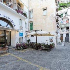 Отель Aurora Residence Amalfi