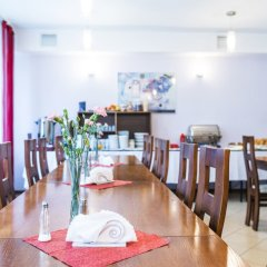 Отель SCSK Brzeźno Польша, Гданьск - 1 отзыв об отеле, цены и фото номеров - забронировать отель SCSK Brzeźno онлайн питание фото 3