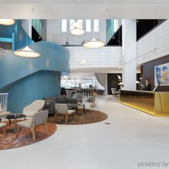 Отель Elite Hotel Ideon, Lund Швеция, Лунд - отзывы, цены и фото номеров - забронировать отель Elite Hotel Ideon, Lund онлайн интерьер отеля фото 2
