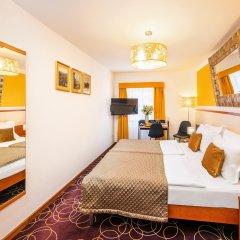 Отель Bellevue (ex.u Mesta Vidne) Чешский Крумлов комната для гостей фото 2