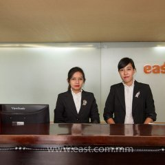 East Hotel интерьер отеля