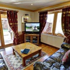 Отель Loch Lomond Luxury Lodges комната для гостей фото 4