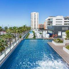 Отель Occidental Atenea Mar - Adults Only Испания, Барселона - - забронировать отель Occidental Atenea Mar - Adults Only, цены и фото номеров бассейн фото 2