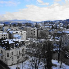 Hotel Merkur - Jablonec Nad Nisou Яблонец-над-Нисой фото 4