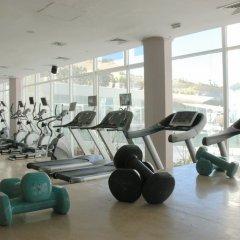 Отель Kenzi Tower фитнесс-зал