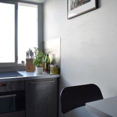 Апартаменты Top Floor 1 Bedroom Apartment Near Gare de Lyon удобства в номере фото 2