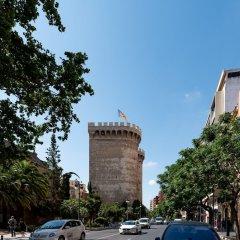 Отель Quart Towers Flat Испания, Валенсия - отзывы, цены и фото номеров - забронировать отель Quart Towers Flat онлайн парковка