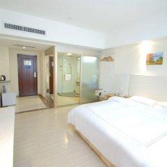 Overseas Chinese Friendship Hotel комната для гостей фото 5