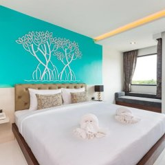 River Front Krabi Hotel комната для гостей