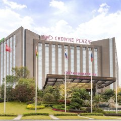 Отель Crowne Plaza Chengdu West фото 6