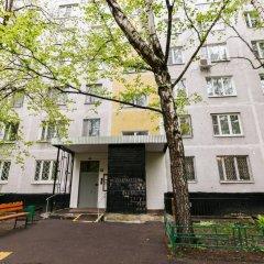 Гостиница Квартира на Генерала Белова, 49 в Москве отзывы, цены и фото номеров - забронировать гостиницу Квартира на Генерала Белова, 49 онлайн Москва вид на фасад