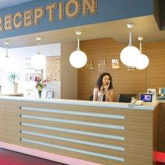 Отель Marieta Palace Несебр интерьер отеля фото 2