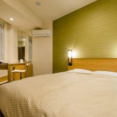 Отель Candeo Hotels Fukuoka Tenjin Фукуока комната для гостей фото 5