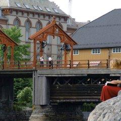 Отель Thon Hotel Nidaros Норвегия, Тронхейм - отзывы, цены и фото номеров - забронировать отель Thon Hotel Nidaros онлайн фото 3