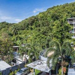 Отель Krabi Cha-da Resort балкон