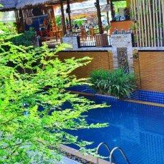 Отель Kanita Resort And Camping бассейн фото 2