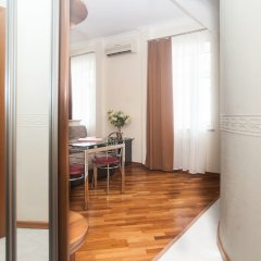 Апартаменты Кварт Апартаменты на Тверской Москва балкон