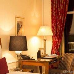 Hotel Bellevue Palace Bern удобства в номере