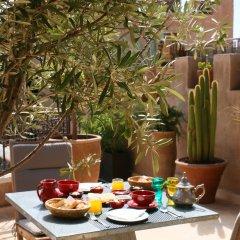 Отель Riad Dar Massaï Марокко, Марракеш - отзывы, цены и фото номеров - забронировать отель Riad Dar Massaï онлайн питание фото 2