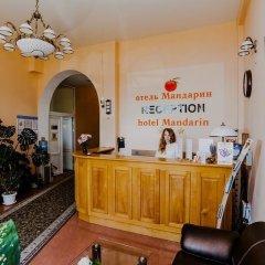 Гостиница Мандарин интерьер отеля фото 4