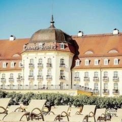 Отель Sofitel Grand Sopot Польша, Сопот - отзывы, цены и фото номеров - забронировать отель Sofitel Grand Sopot онлайн фото 2
