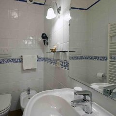 Отель Albergo Villa Cristina Сполето комната для гостей фото 5
